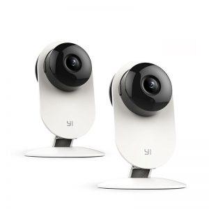 YI 1080p Home Camera AI DUO Pack