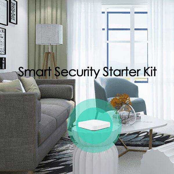 Kami Smart Security Starter Kit