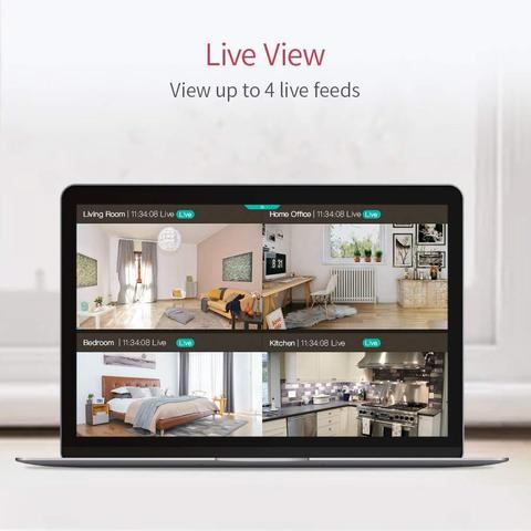 YI Home Camera 1080p AI+